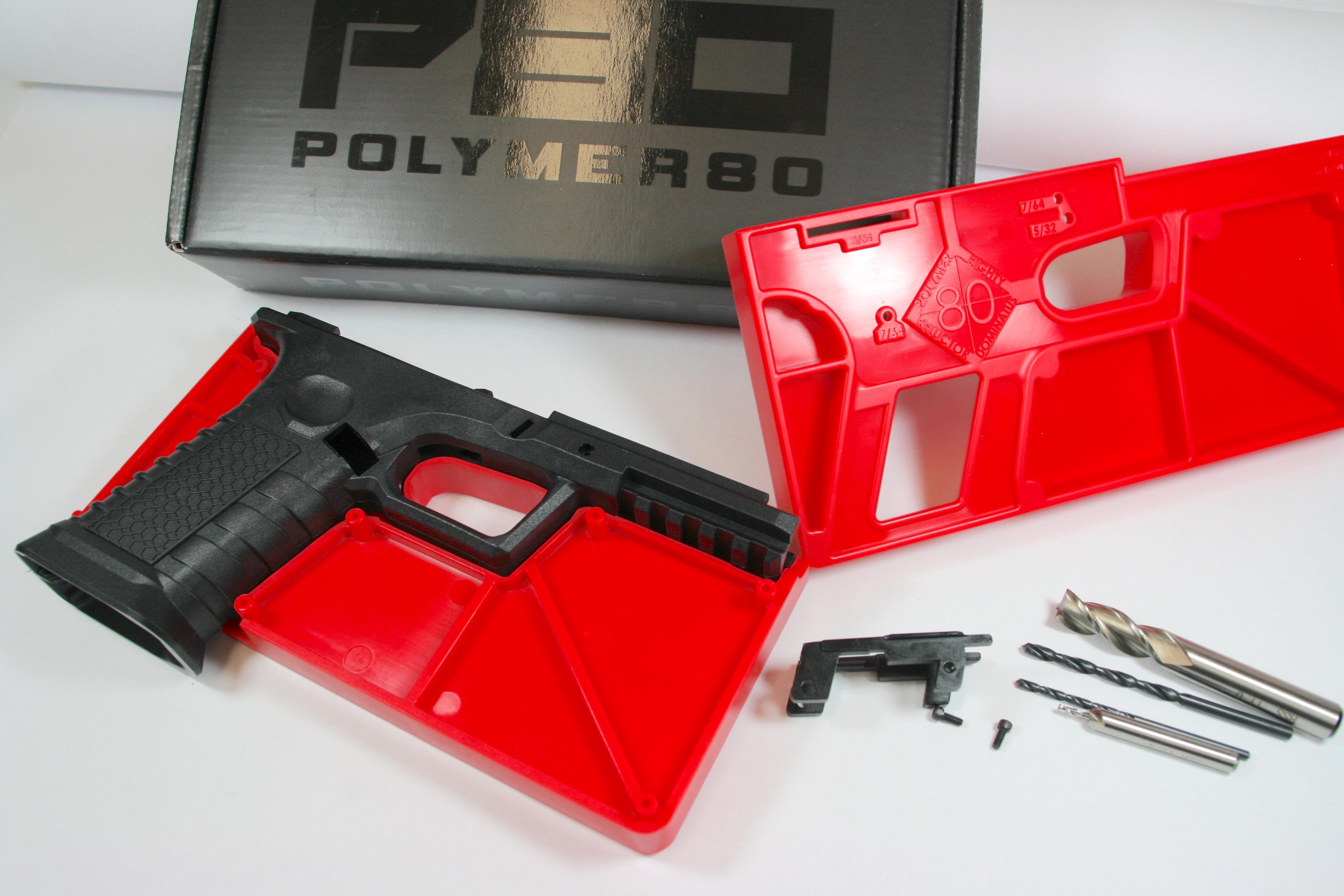 Polymer80 Spectre Ghost Pistol Build - GunsAmerica Digest