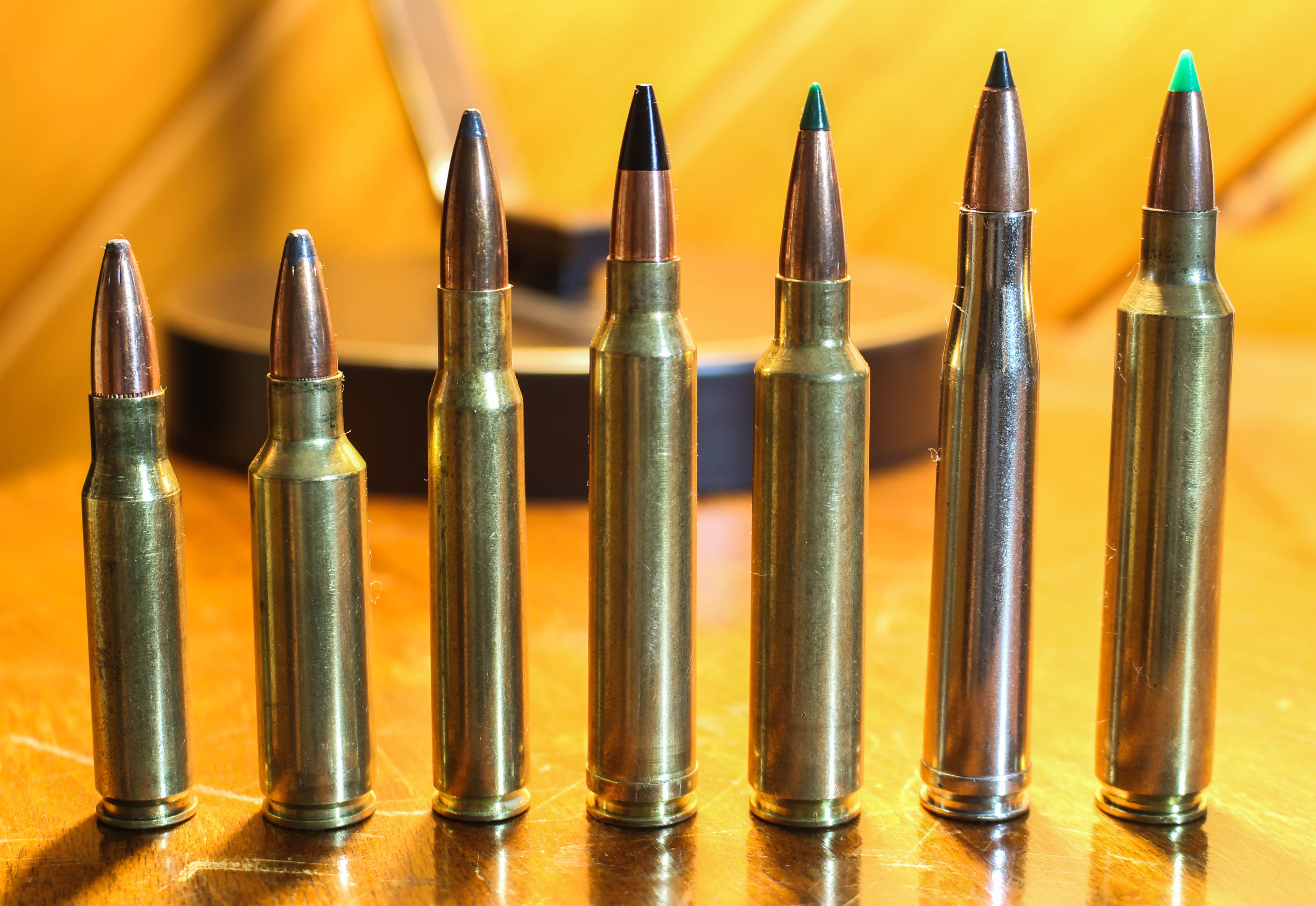 The Great Cartridge Debate:  308,  30-'06, 6 5 Creedmoor