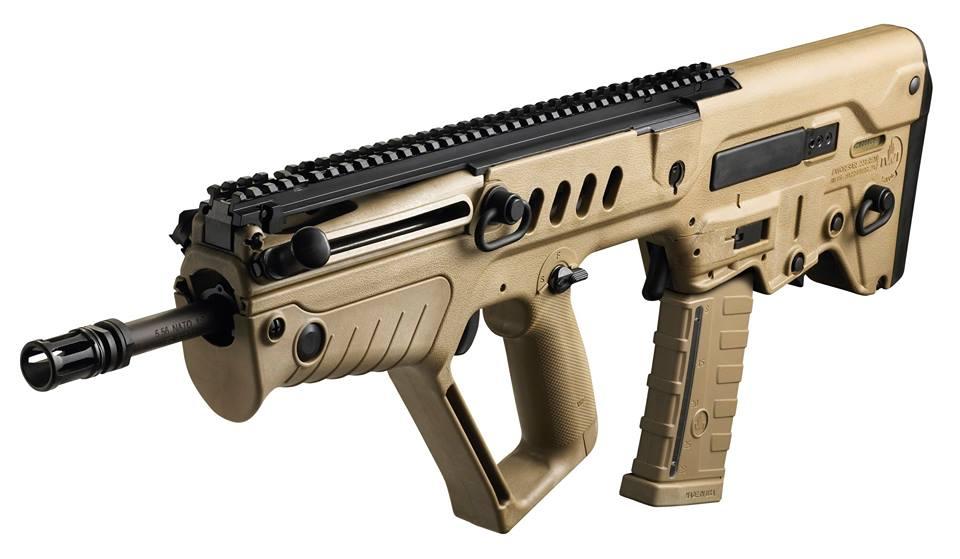 Tavor X95 - 5.56 NATO 16.5″ Barrel | IWI US, Inc.