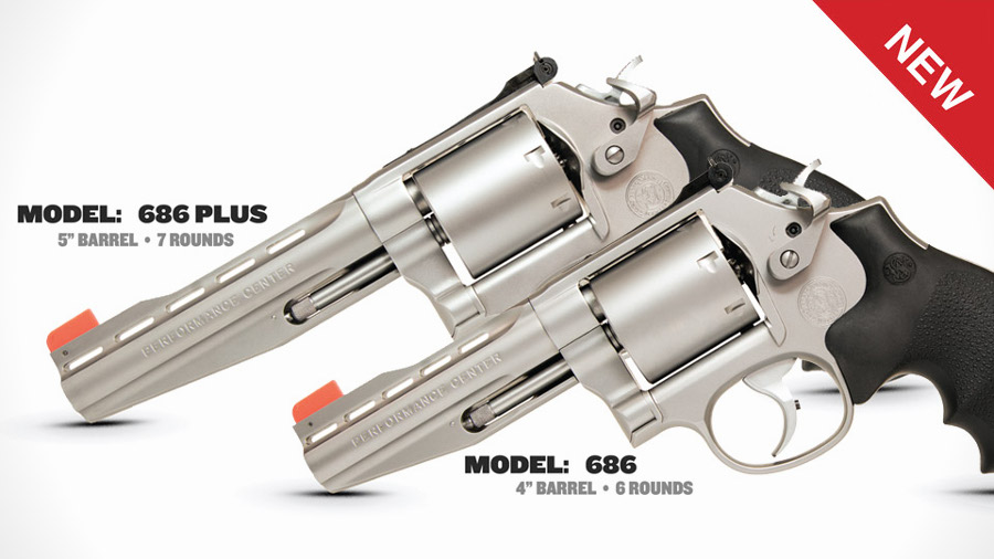 Smith Wesson Cranking Out Two Hot New Model 686 Revolvers