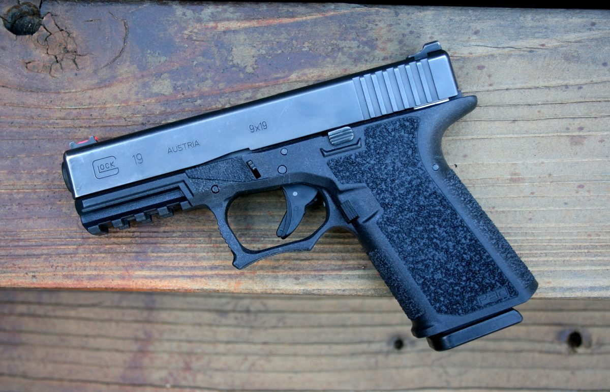 How To Finish a Polymer 80 Glock Frame Kit – Full Review