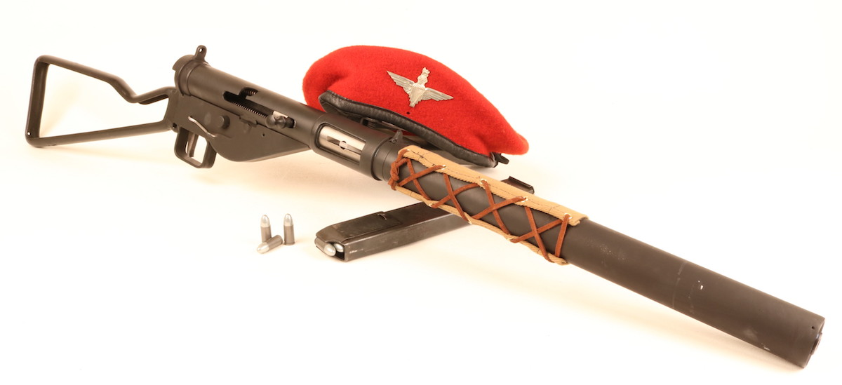 Diy mk iis sten gun the ultimate vintage world war ii homebuilt diy mk iis sten gun the ultimate vintage world war ii homebuilt gunsamerica digest maxwellsz