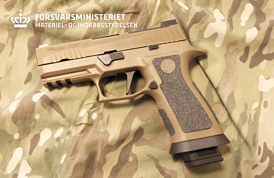 p320 x-carry with magwell extended magazine - GunsAmerica Digest