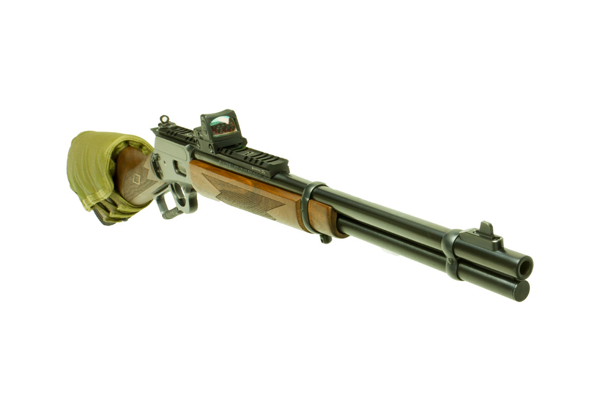 The Lever Gun In Modern Times - Train To Use It Effectively