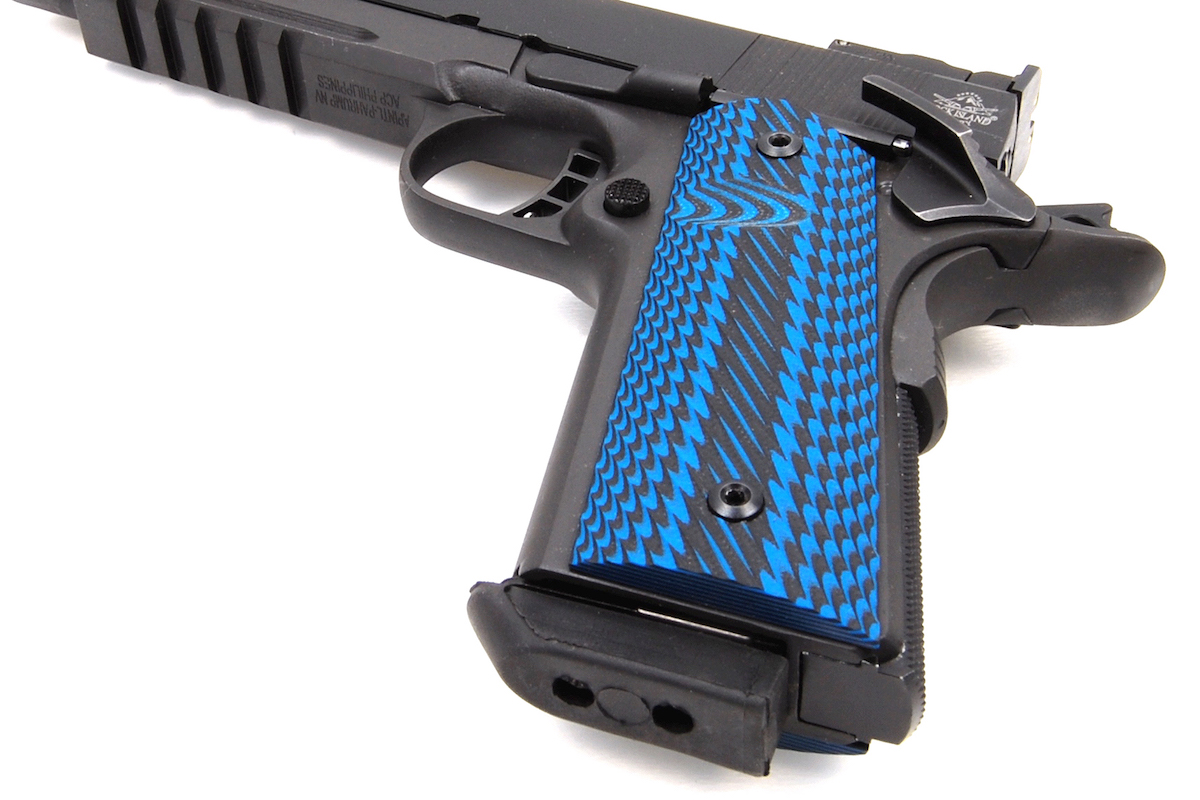 Top Five Materials for 1911 Grips - GunsAmerica Digest