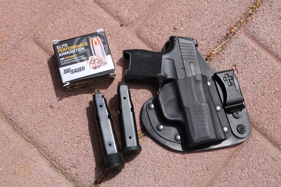 Upgrading the SIG P365: Life-Changing 12-Round Mags and A