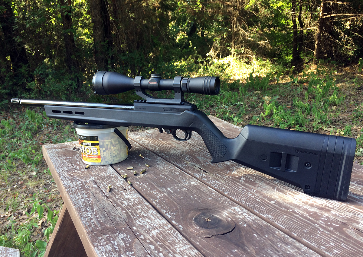 Shooting My New 10 22 Reminded Me Why So Many People Love Ruger S Design It Flat Out Fun The Little Rimfire Is Accurate Reliable And Comfortable