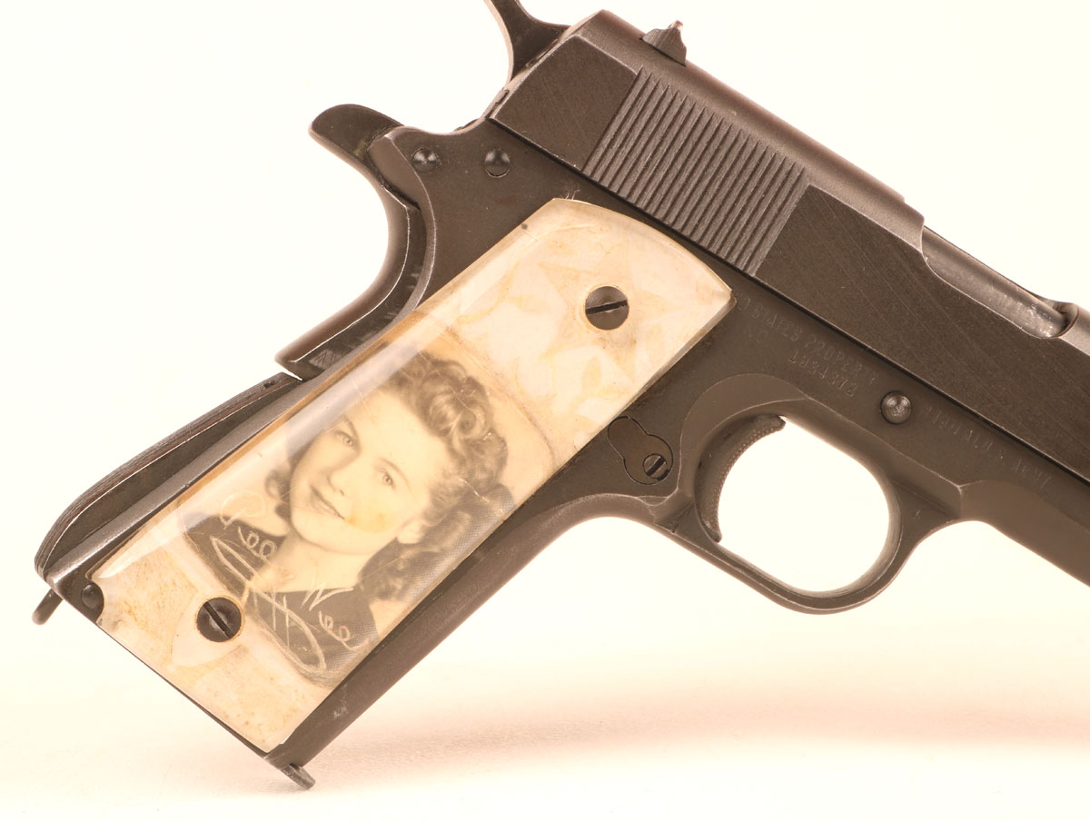 Browning's M1911 and the Tale of a U S  Combat Engineer in