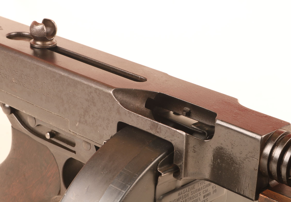The Thompson Submachine Gun - From Chicago Streets to