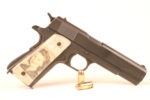Browning's M1911 and the Tale of a U.S. Combat Engineer in Italy