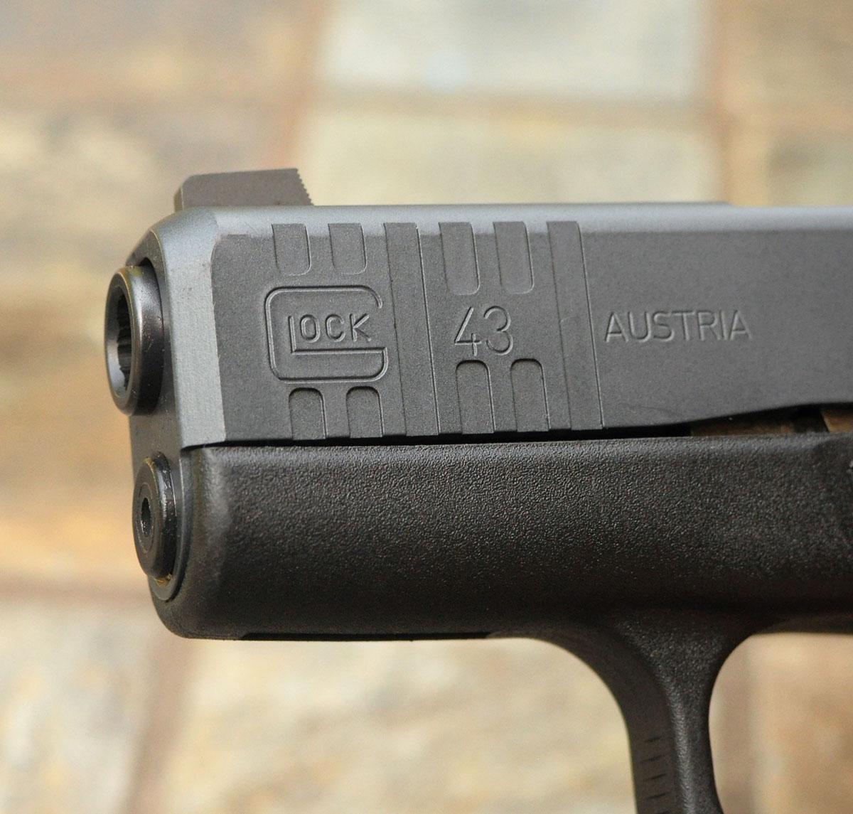 Wilson Combat Custom Glock 43 - GunsAmerica Digest