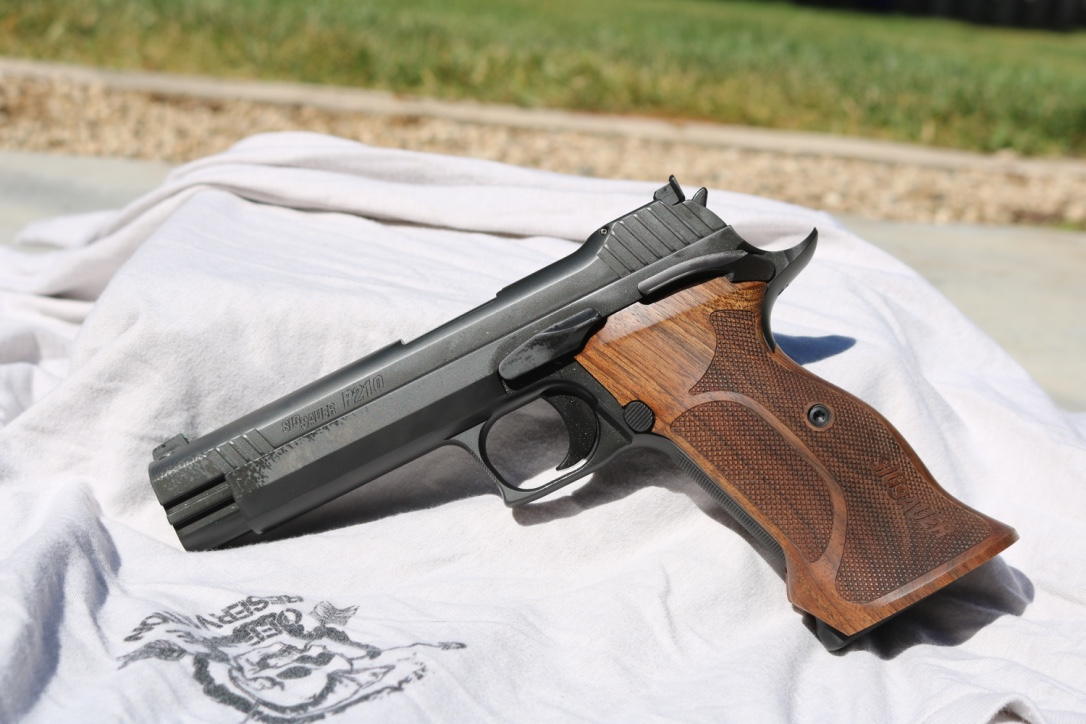 SIG P210: A Legend Returns - GunsAmerica Digest