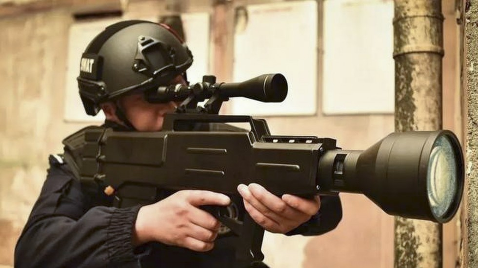 China's New Hand-Held Laser Rifle: Less Lethal or Less Believable