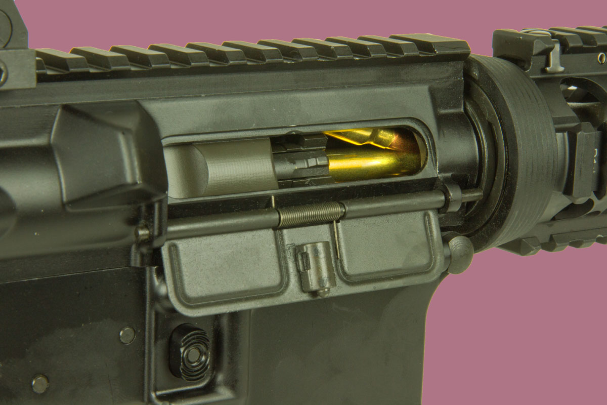 Getting Out Of A Jam Clearing Malfunctions In An Ar 15 Gunsamerica Digest