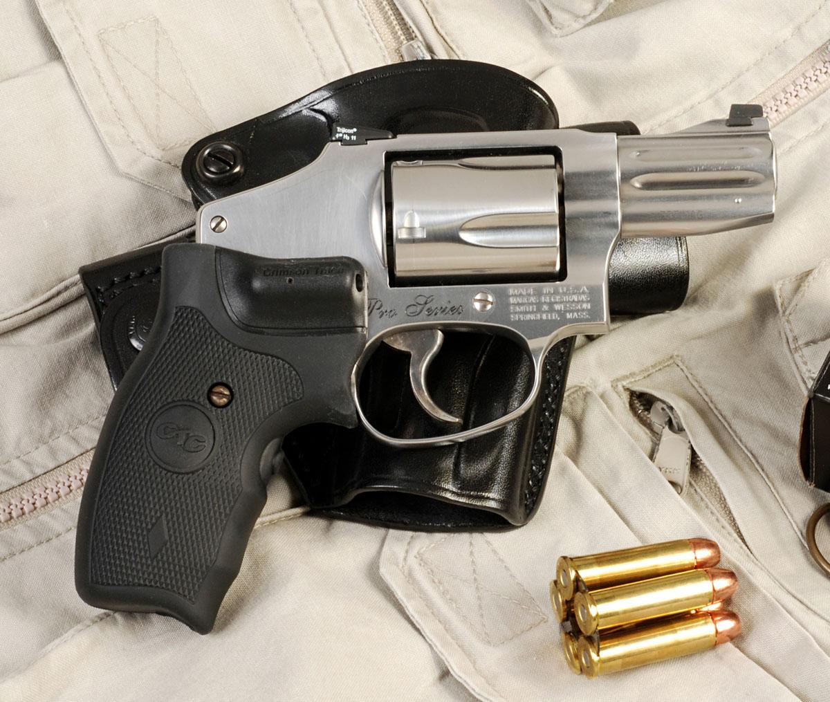 S&W Model 640 Pro Series - Review - GunsAmerica Digest