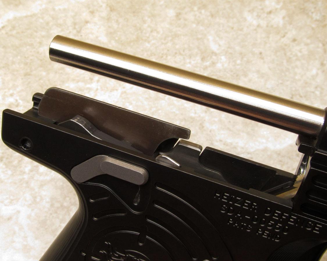 Heizer Defense PKO – 45 Defines Big Bore Slim