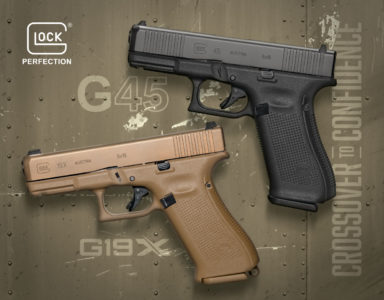 introducing the 9mm glock 45 a glock 19x improved