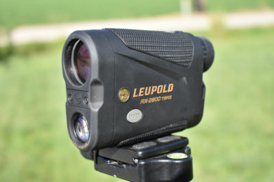 Newest Leupold Rangefinder: RX-2800 TBR/W Performance and Review