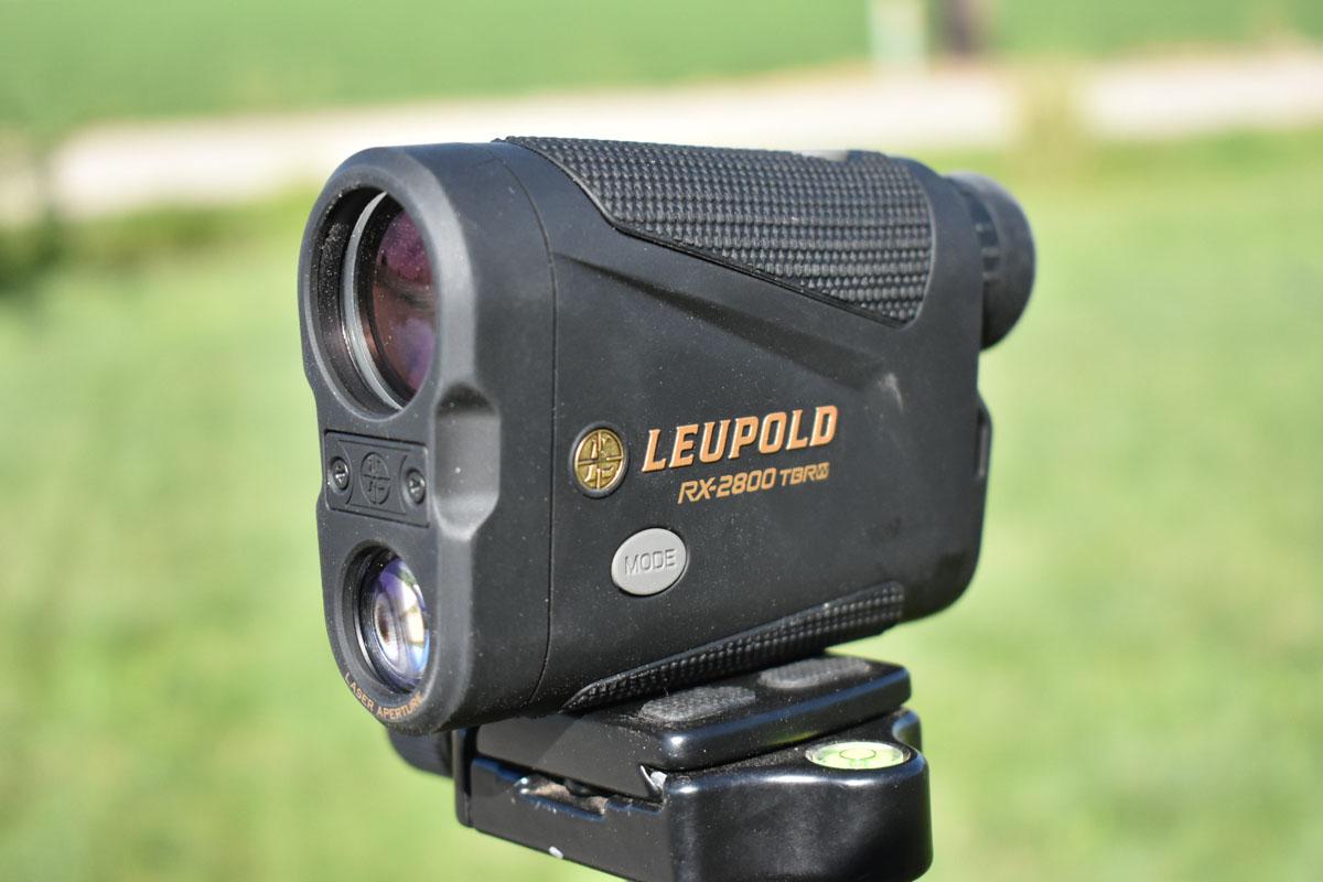 Newest Leupold Rangefinder: RX-2800 TBR/W Performance and