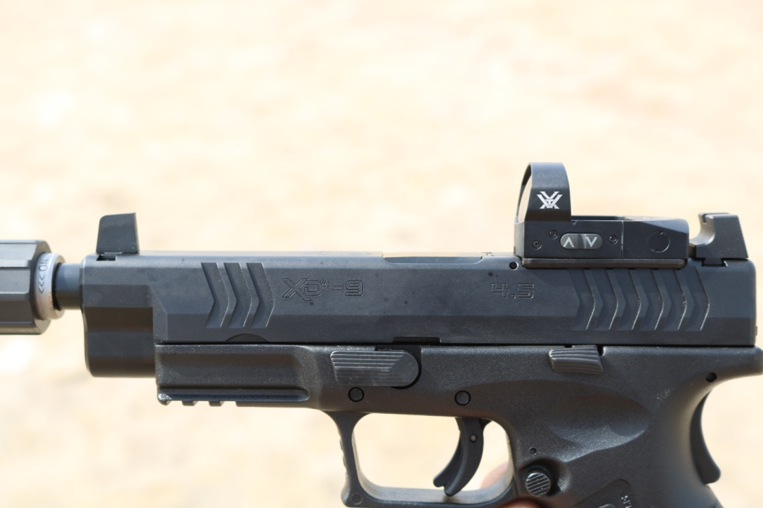 Springfield OSP 2: The Operative Special - GunsAmerica Digest