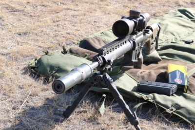 Stinger Worxs: Lightweight Hunting Suppressor