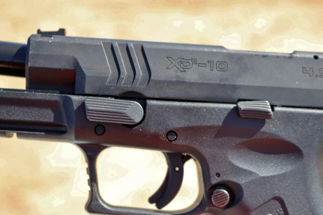 Springfield Armory XDM 10mm - The 10 We Have Been Waiting