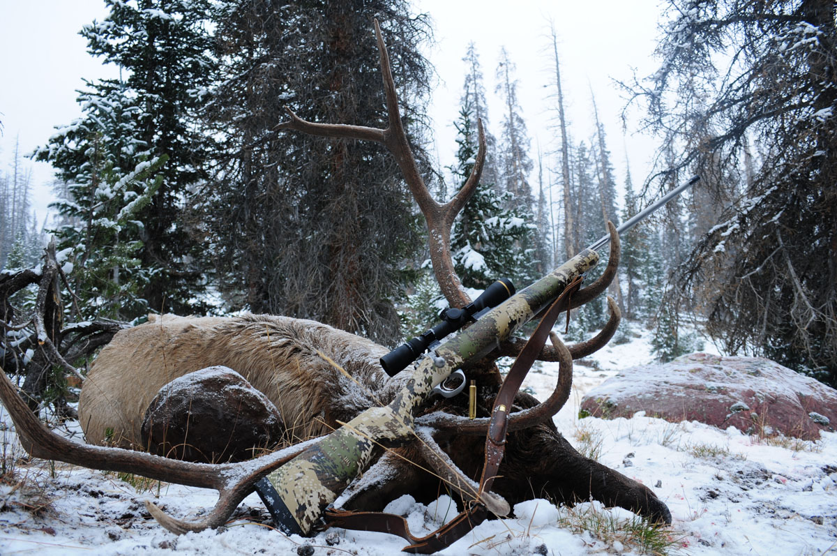 Kimber Subalpine Mountain Rifle - GunsAmerica Digest