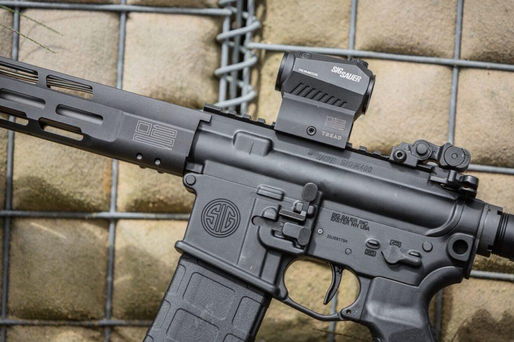 Sig Tread Rifle Tailored Upgrades For Under 1000 Gunsamerica Digest