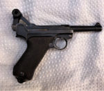 The First 9mm: Luger P.08 Pistol