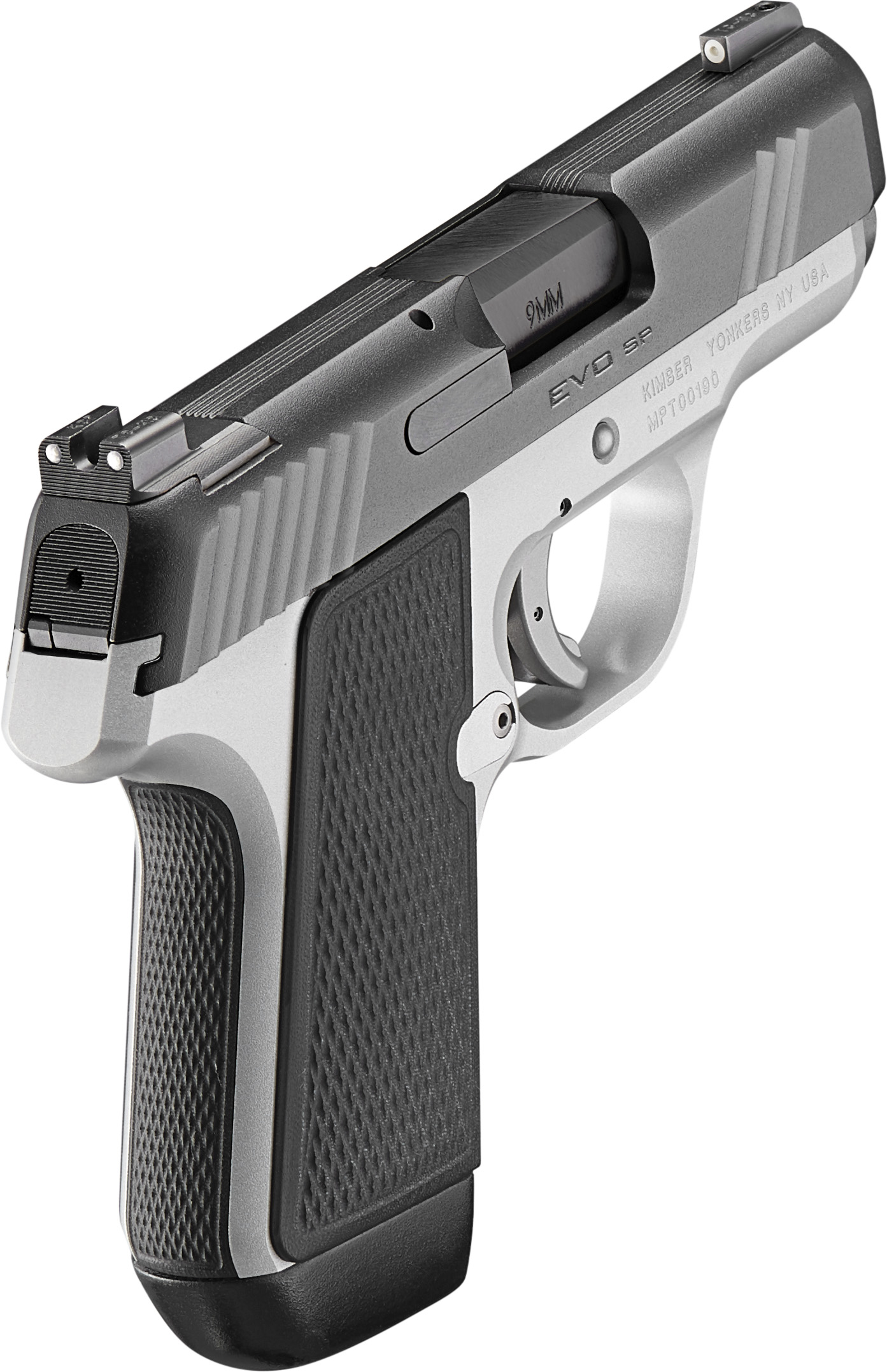 Kimber Gets into the Striker-Fired Game with New All-Metal EVO SP