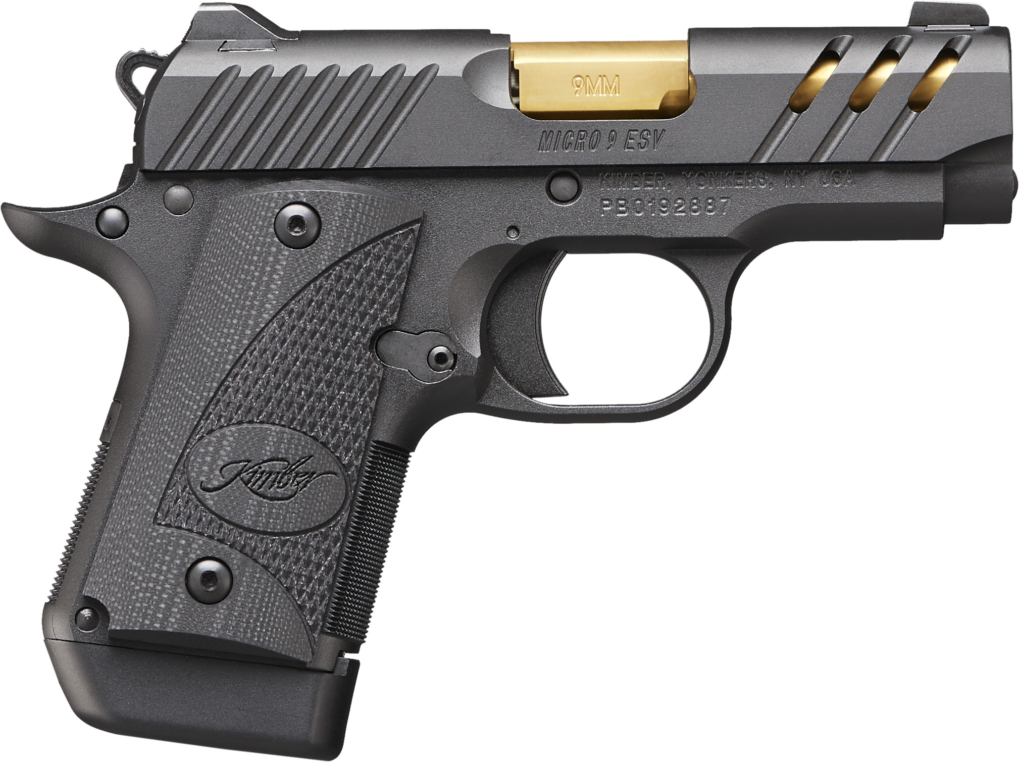Kimber Gets into the Striker-Fired Game with New All-Metal ...