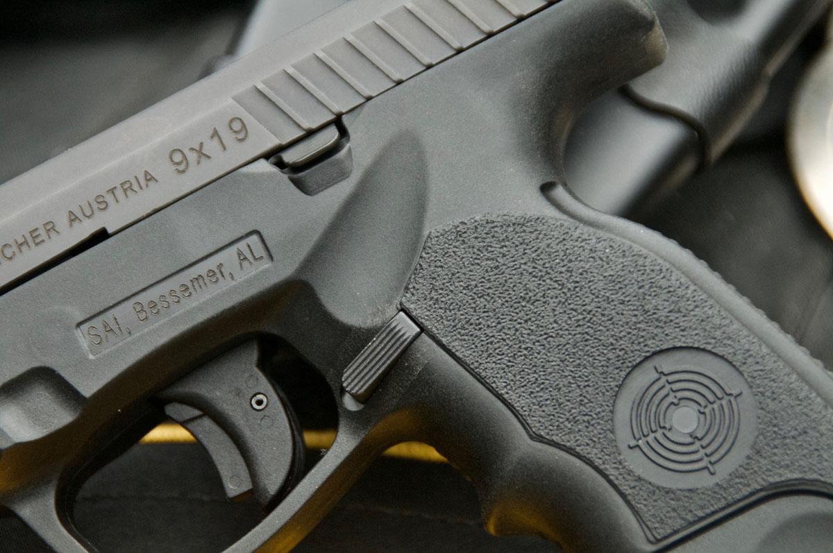 Steyr L9-A1 Pistol - Full Review - GunsAmerica Digest