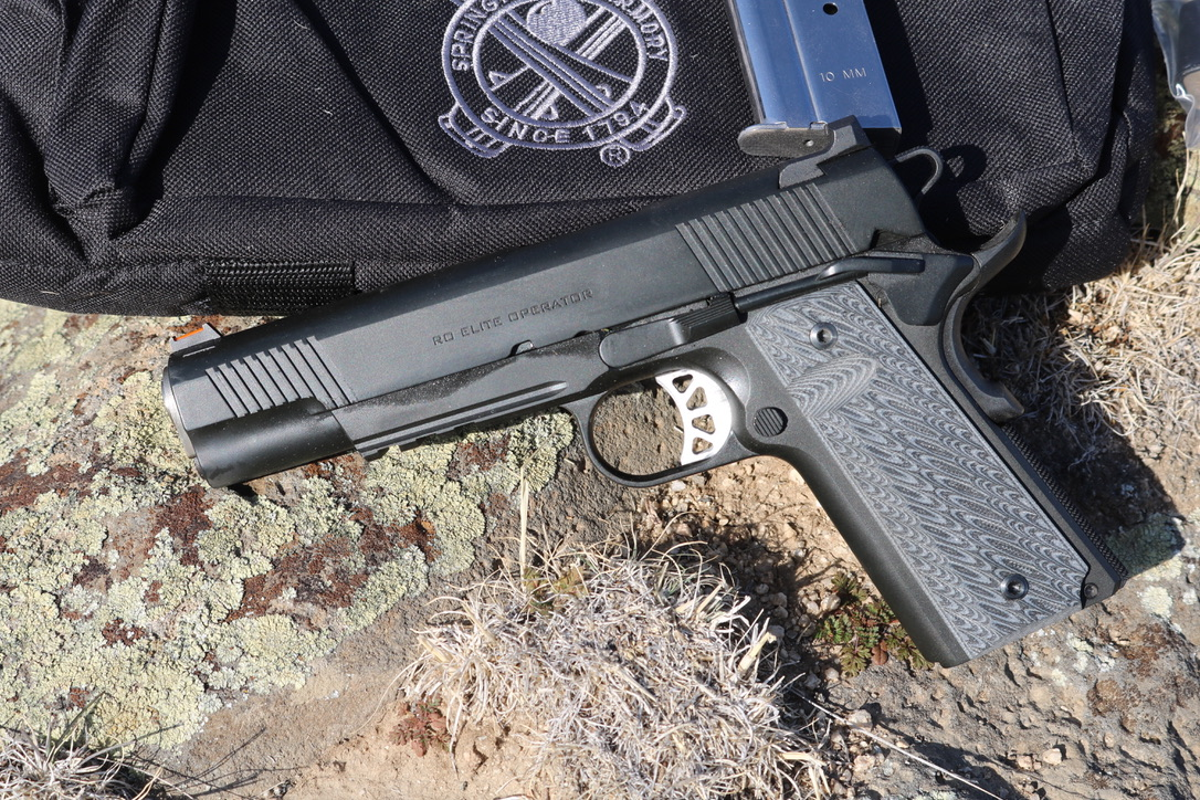 The NEW Springfield Armory RO Elite in 10mm - First look