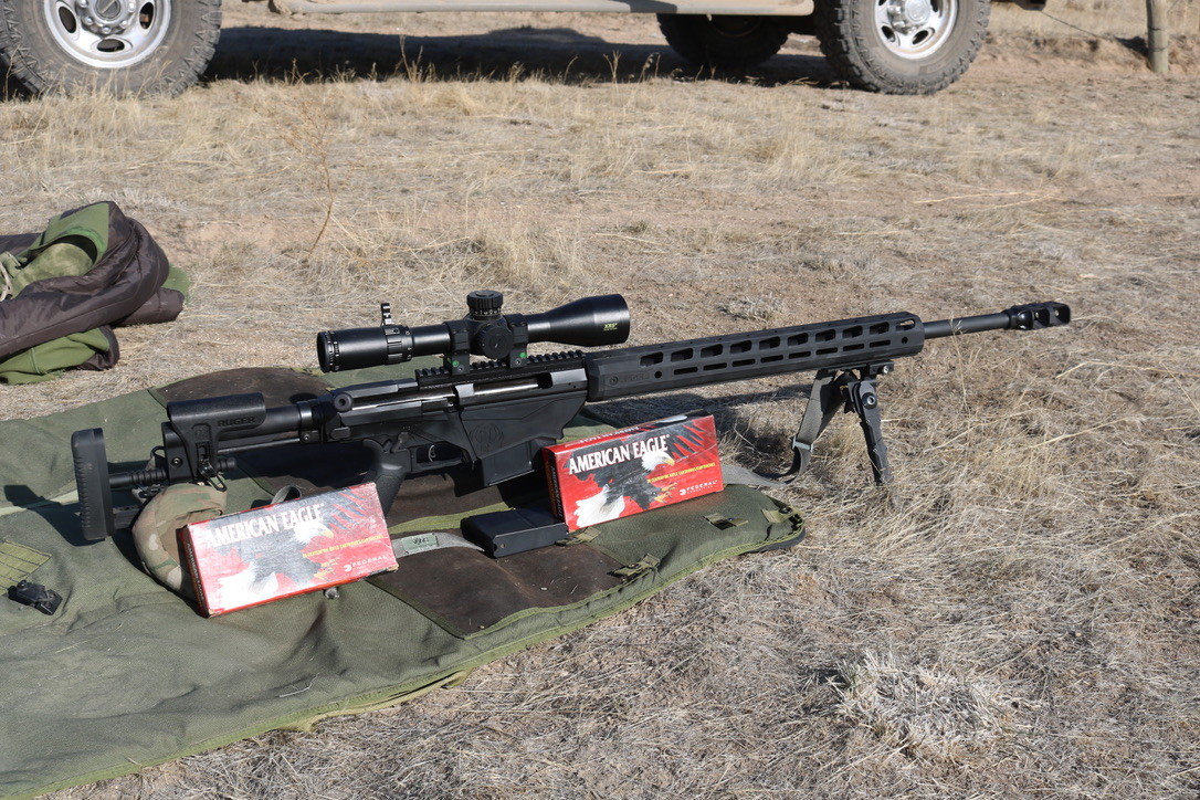 Ruger Precision Rifle Gets a Big Block: Hands-on the RPR 338