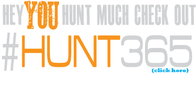 #HUNT365