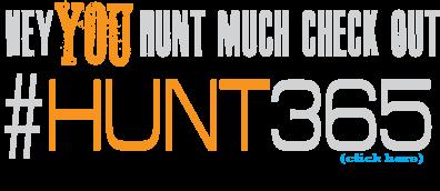 #HUNT365
