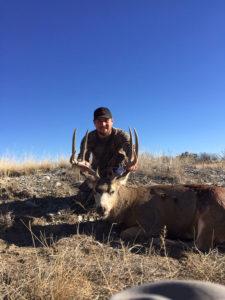 The Last Minute Buck: Late Archery Season Success