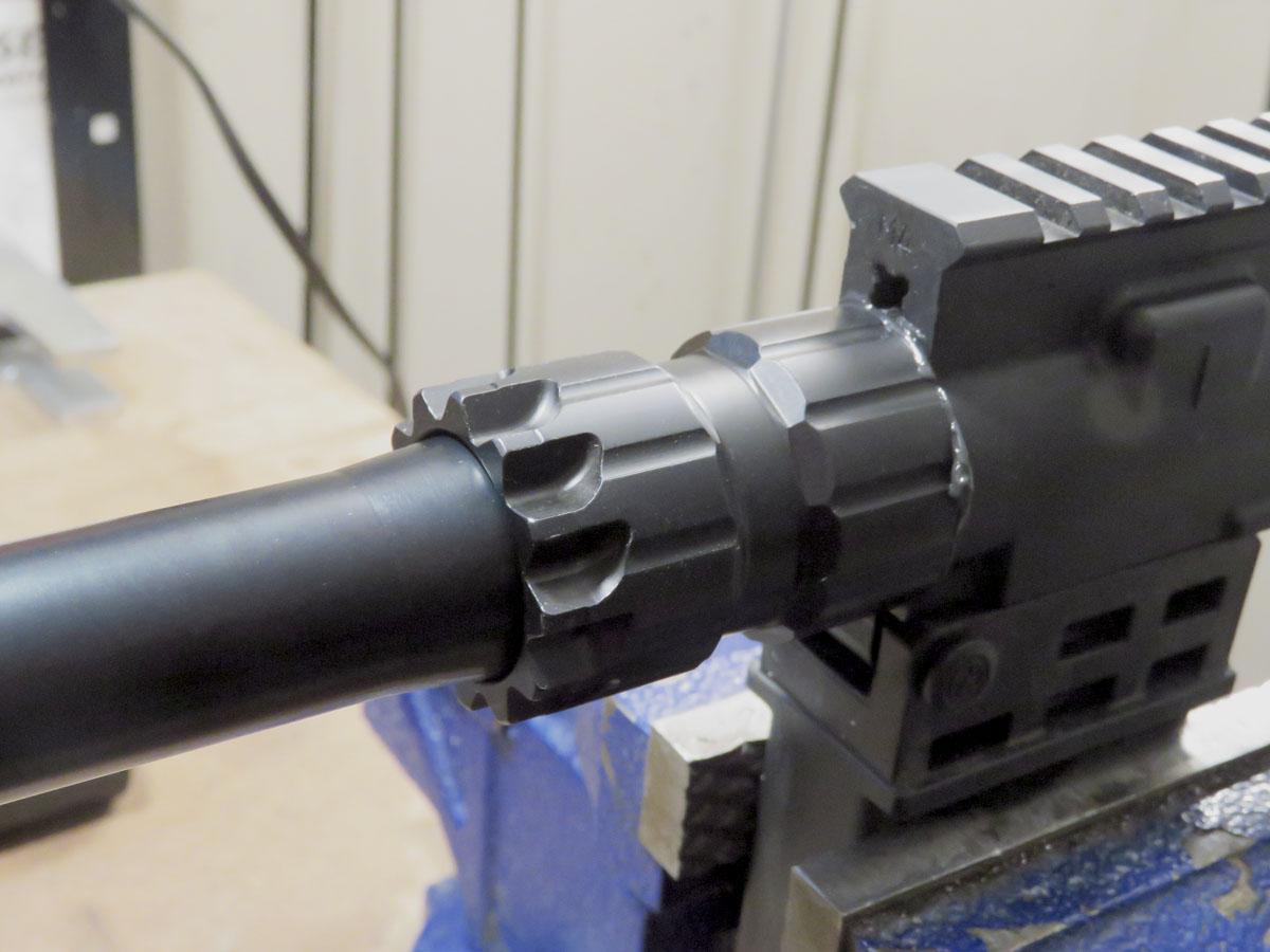 Aero Precision's Slim One: The ATLAS S-ONE Handguard - GunsAmerica