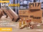 SIG Sauer Announcing M17 Ball and Hollow Point Ammunition