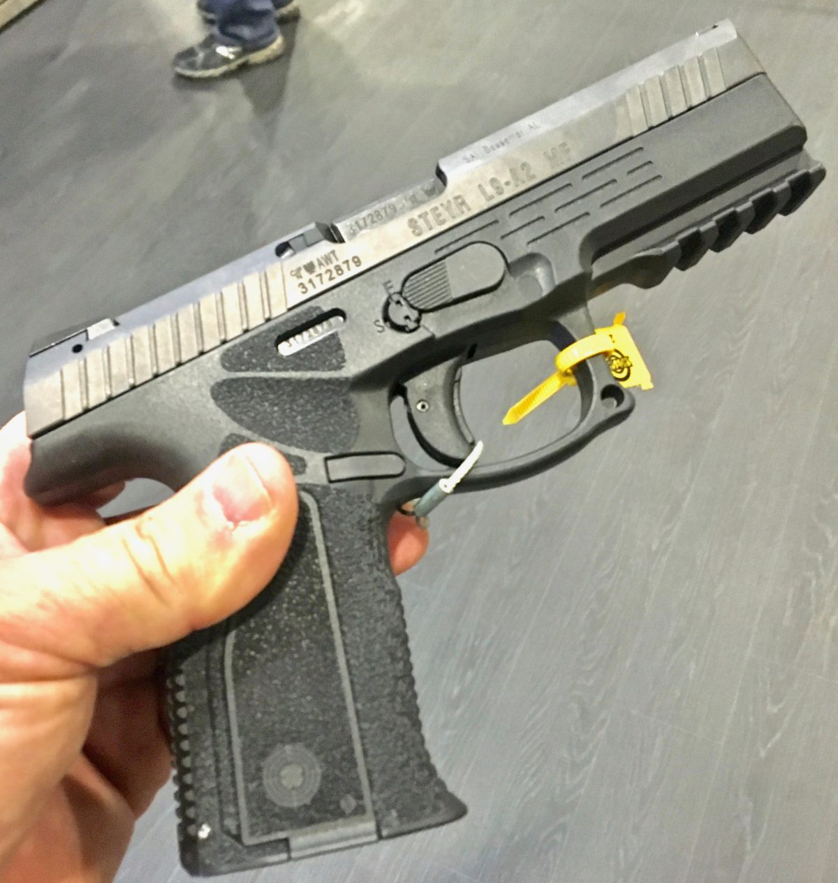 Steyr Updates Pistol, Adds 6 5 CM Options, and Creates a Monoblock