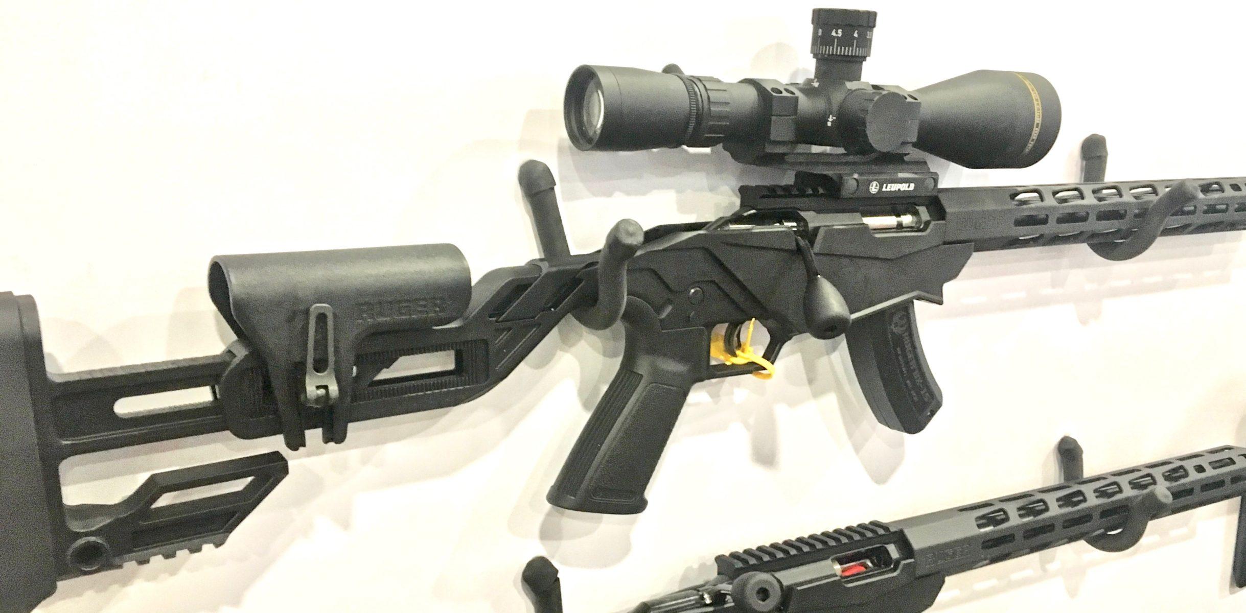 Big-Boy Feel on A Budget: The Ruger Precision Rimfire - SHOT Show