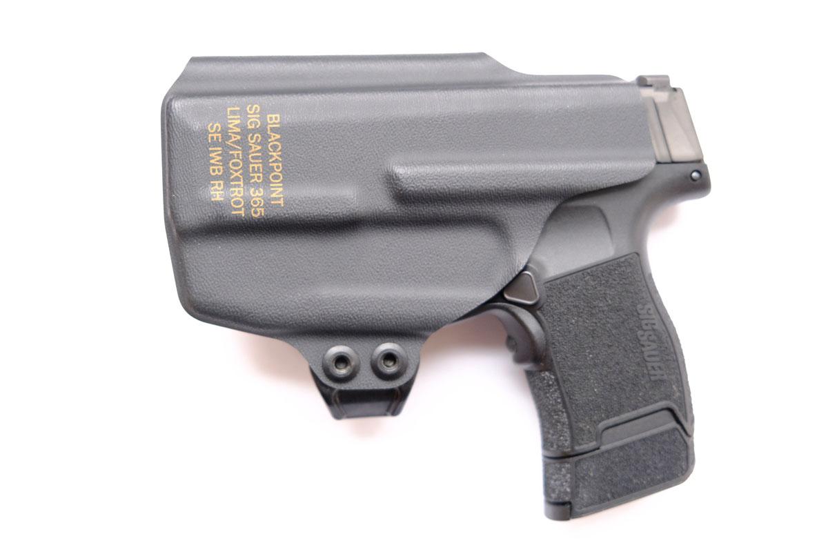 SIG FOXTROT365 Pistol Weapon Light Review - GunsAmerica Digest