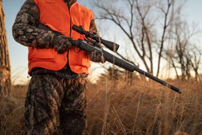 Earn A Doe, Miss On A Buck:  Deer Hunting Nebraska's Platte River Unit