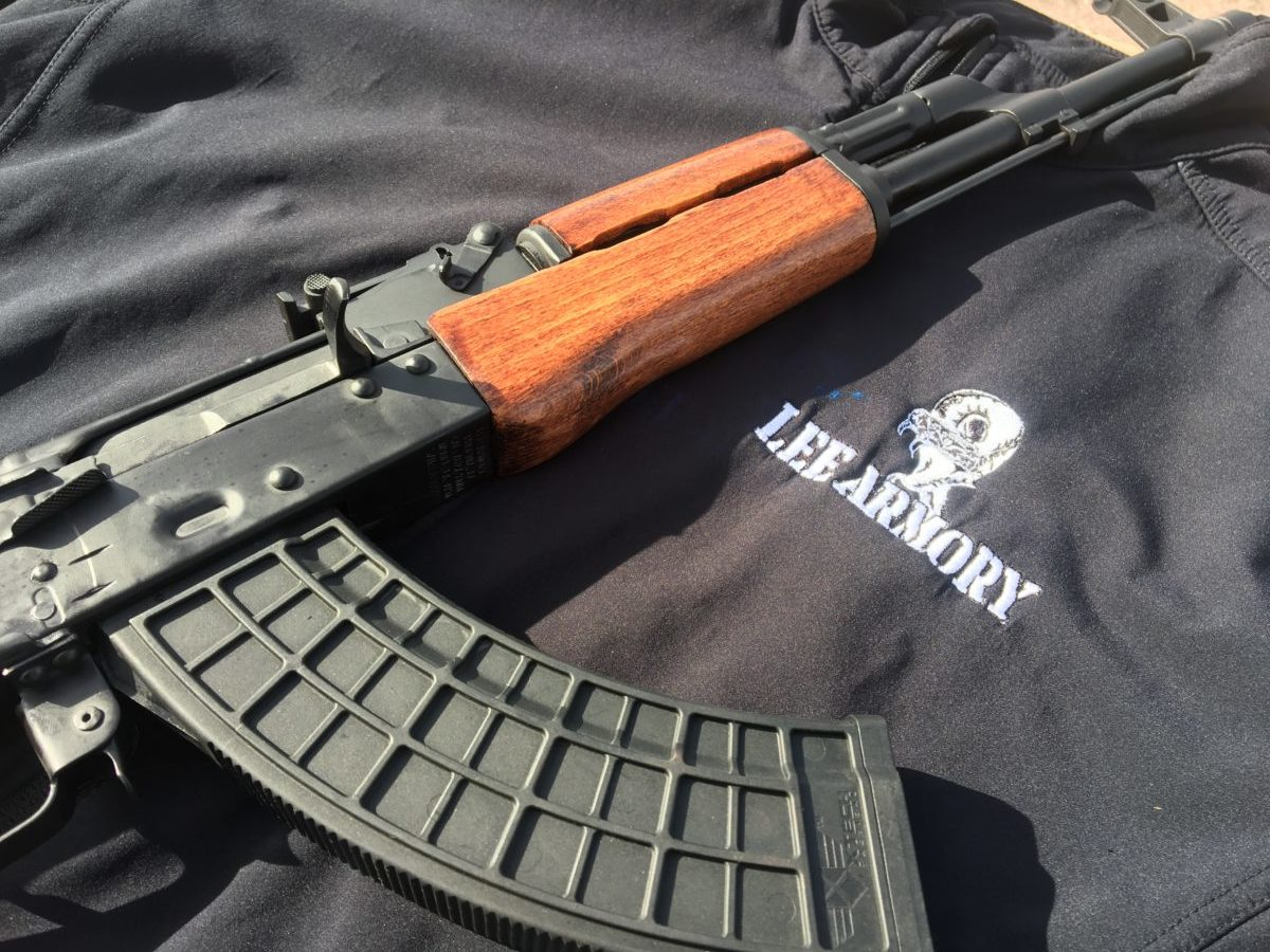 Do-It-Yourself AK Rifle: Lee Armory's Build Class in Phoenix