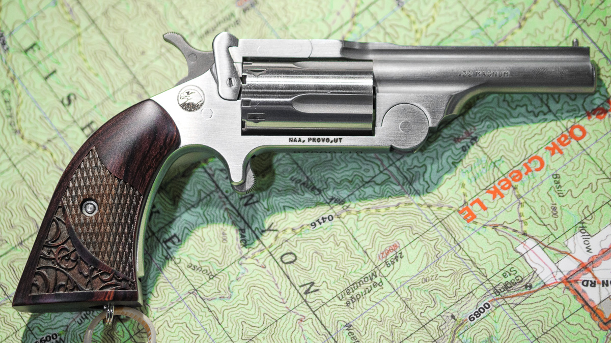 North American Arms Ranger II – All About Shooting