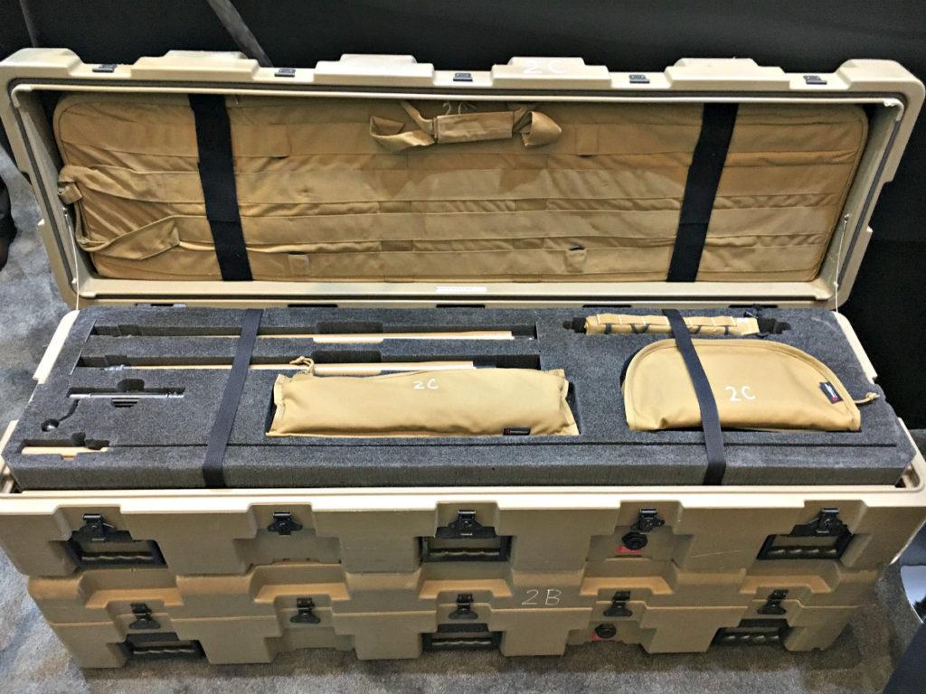 Accuracy International's ASR (Advanced Sniper Rifle) Deployment Kit