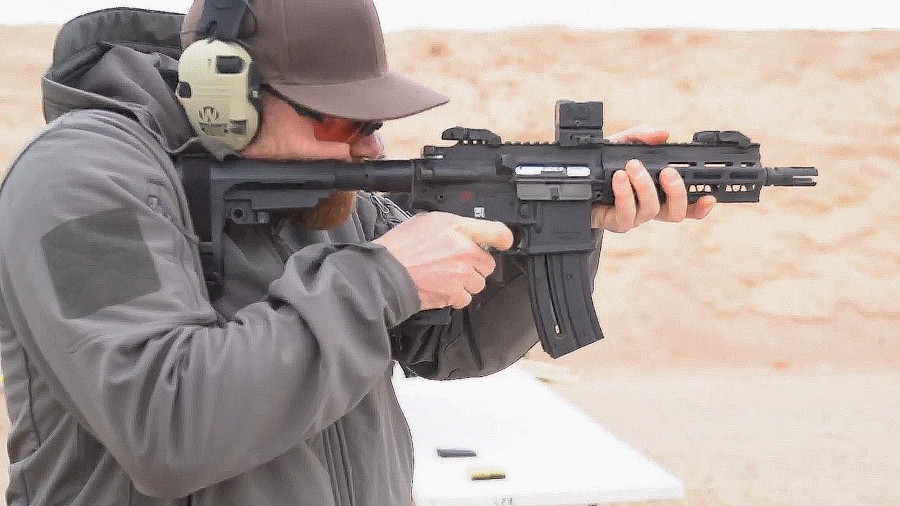 Heckler & Koch is Rolling Out New HK416s in  22 Long Rifle