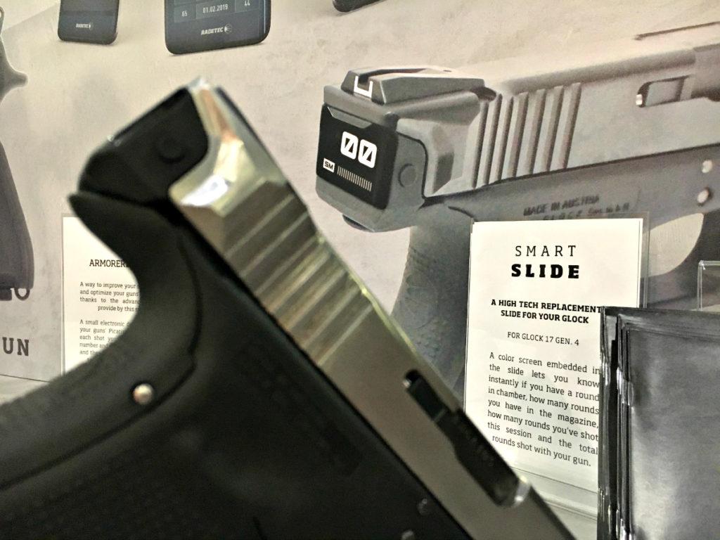Digital Round-Count Display for Your Glock! Radetec's Smart Slide