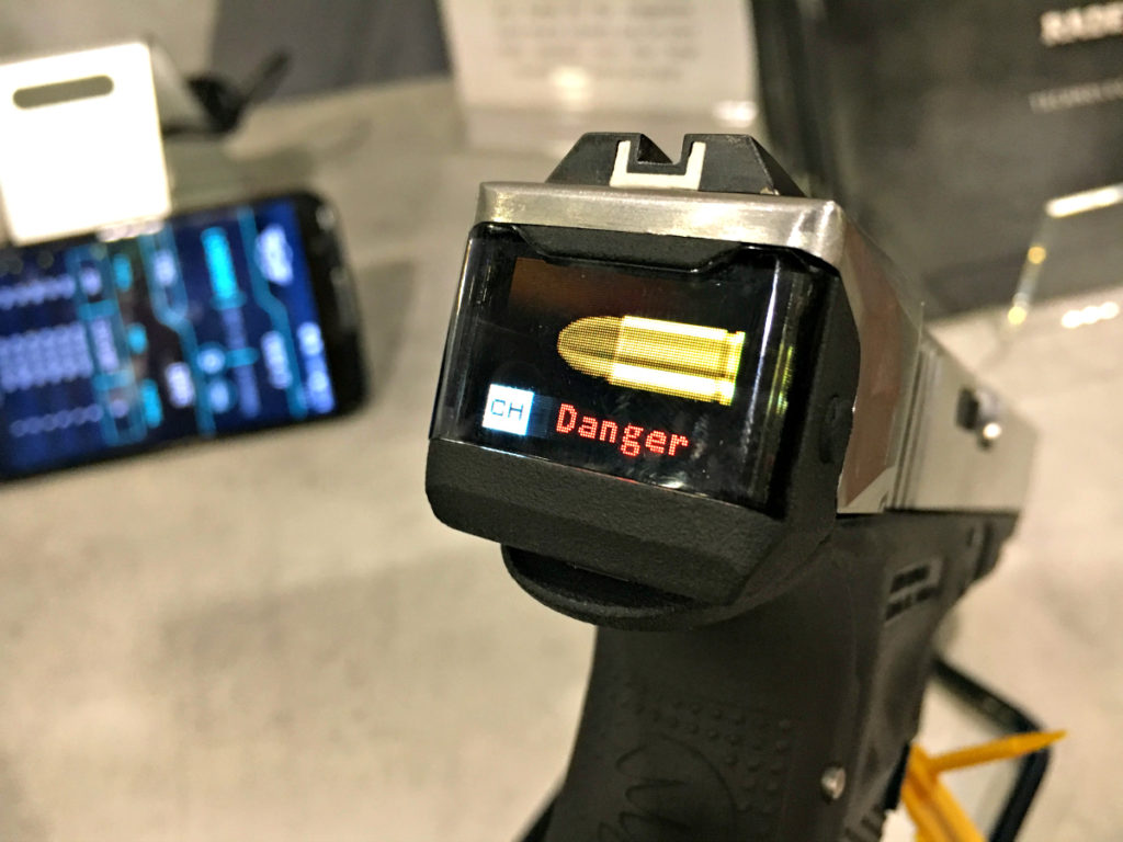 Digital Round-Count Display for Your Glock! Radetec's Smart Slide