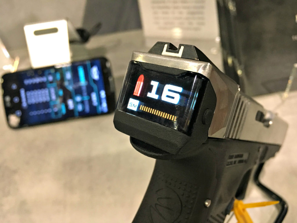 Digital Round-Count Display for Your Glock! Radetec's Smart